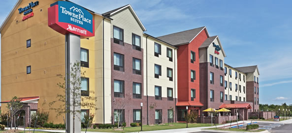 TownePlace by Marriott Owasso Extended stay Hotel